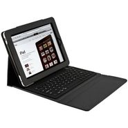 Callmate Wireless Bluetooth Keyboard With Leather Case For Ipad Air 2 - Black