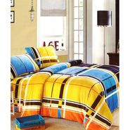 Amore Designer Printed Double Bed Soft Blanket-KDAW05