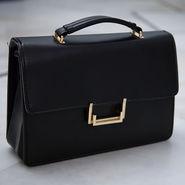 Arisha Women Handbag Black -Lb237
