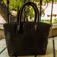 Arisha Black Handbag -LB 363