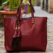 Arisha Red Handbag -LB 386