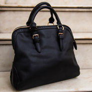 Arisha Black Handbag -LB 390