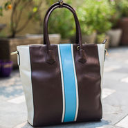 Arisha Brown Handbag -LB 402