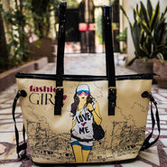 Arisha Cream Handbag -LB 405