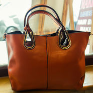 Arisha Brown Handbag -LB 411