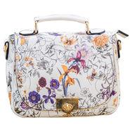 Sai Arisha PU Multicolor Handbag -LB536