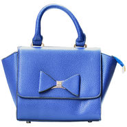Sai Arisha PU Blue Handbag -LB672