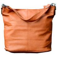 Sai Arisha PU Brown Hobo handbags-LB740