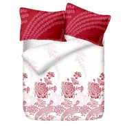 Lakshaya 100% Cotton Double Bedsheet With 2 Pillow Covers-LE-008
