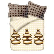 Lakshaya 100% Cotton Double Bedsheet With 2 Pillow Covers-LE-010