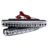 LED Daytime Super Running Lights Pair (2 Strips)-LED Daytime