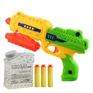 DealBindaas Toy Gun Water Ball & Foam Shoots 80ft Assroted Colour