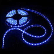 Led Light Roll For Car Home Office Self Stick Tape - Blue
