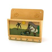 Gemstone Painting Key Magazine Holder Gift -103-DLI4HCF103