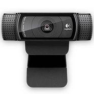 Logitech C920 HD Pro Webcam - Black