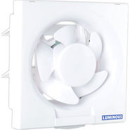 Luminous Vento Deluxe 150mm Exhaust Fan - White
