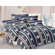 Valtellina Double Bed Sheet with 2 Pillow Cover-MO-180