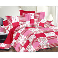 Valtellina Double Bed Sheet with 2 Pillow Cover-MO-185
