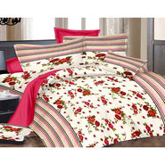 Valtellina Double Bed Sheet with 2 Pillow Cover-MO-250