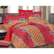 Valtellina Double Bed Sheet with 2 Pillow Cover-MO-315