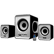 Zebion Muze Meta 2.1 Speakers (Black)