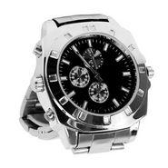 NPC RWSTEEL Wrist Watch Video Camera