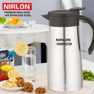 Nirlon  Stainless Steel Tea & Coffee Pot 600 ml_NR48655