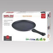 Nirlon Non-Stick Induction Flat Dosa Tawa 26 cm_NR48801