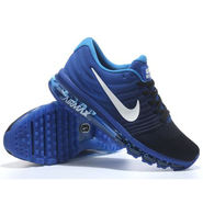 Nike Mesh Blue Sports Shoes -osn04