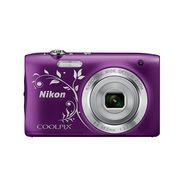 Nikon COOLPIX S2900 Compact Style Digital camera - Decorative Purple