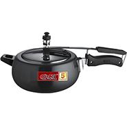 Ok Titano Pressure Cooker (Handi) Hard Anodised-PCHHA3 - Black