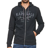 Branded Regular Fit Cotton Hoods_Os26 - Black