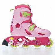 Oxelo Play3 Skates 1.5-3 Uk - Pink