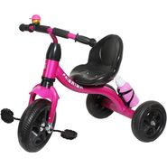 Kids Tricycle with Sipper and Bell - Pink