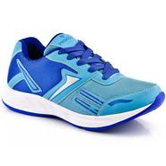 Provogue Mesh Sport Shoes Pv1094-Sky & R.Blue-40