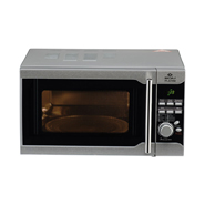 Bajaj Platini PX140 20C Microwave Oven - Black and Gray
