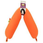 Pack My Bag Multifunctional Micro Beads Pillow (Orange) - PMB008A