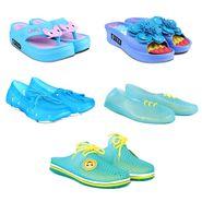 Pack of 5 Womens Footwear -ts06
