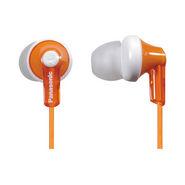 Panasonic RP-HJE118E-D In-Ear Earphone - Orange