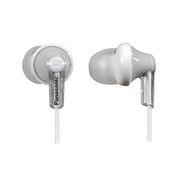 Panasonic RP-HJE118E-S In-Ear Earphone - Silver