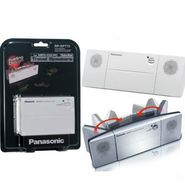Panasonic RP-SPT70E-W Speakers Stereo Mini Speaker