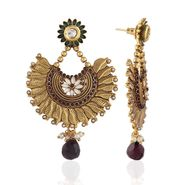 Panini Designer Dangle Earrings - Multicolour _ F-295