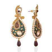 Panini Designer Dangle Earrings - Multicolour _ 1382