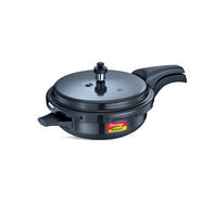 Prestige Deluxe Plus Hard Anodized Pressure Cooker Jr. Pr. Pan-Wal (Induction Based)