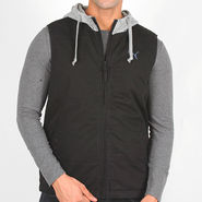 Puma Sleeveless Jacket With Hood_Puma01 - Black