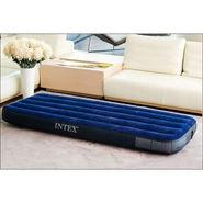 Qubeplex Intex Inflatable Bed - Blue