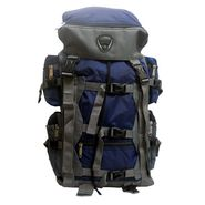 Donex Waterproof Big size High quality 43 litre Rucksack Blue & Grey_RSC00914