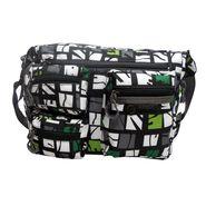 Donex Beautiful Printed Unisex Messenger Bag Multicolor _RSC00948