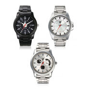 Set of 3 Rico Sordi Analog Wrist Watches_RSD58_S3_SSS