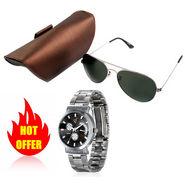 Rico Sordi Watch + Sunglasses
